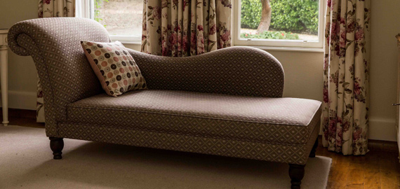Domestic upholstery services